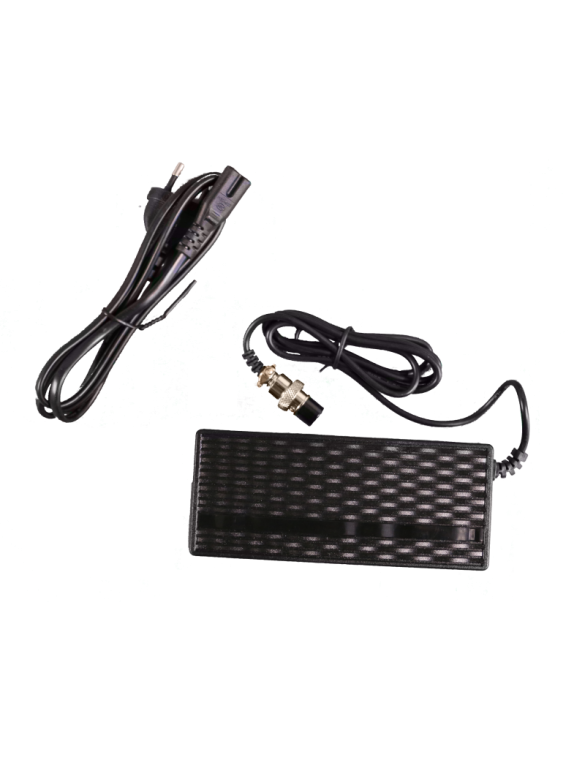 Chargeur 54.6V 2A 3 pins